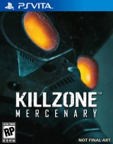Box art - Killzone: Mercenary