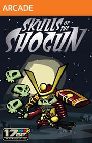 Box art - Skulls of the Shogun