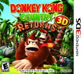 Box art - Donkey Kong Country Returns 3D