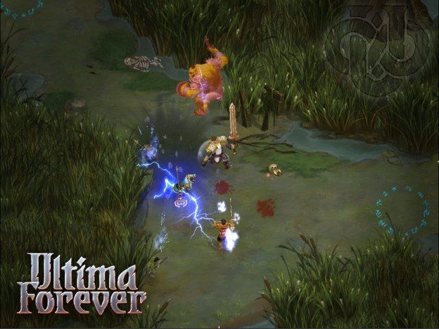 Box art - Ultima Forever: Quest for the Avatar