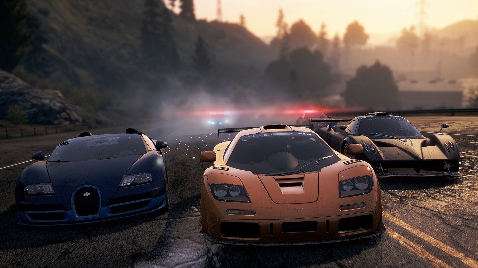 Need For Speed Most Wanted U Review Gamerevolution
