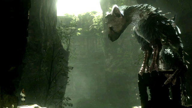 Video Games, Sony the last guardian