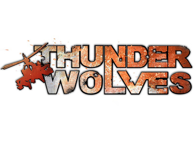 Box art - Thunder Wolves