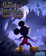 Box art - Castle of Illusion Starring Mickey Mouse