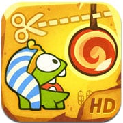 Box art - Cut the Rope: Time Travel HD