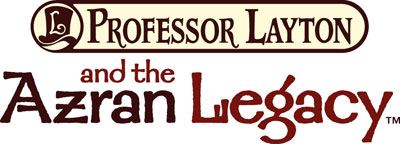 Box art - Professor Layton and the Azran Legacy