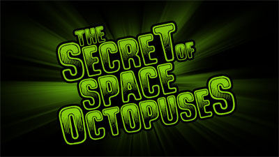 Box art - The Secret of Space Octopuses