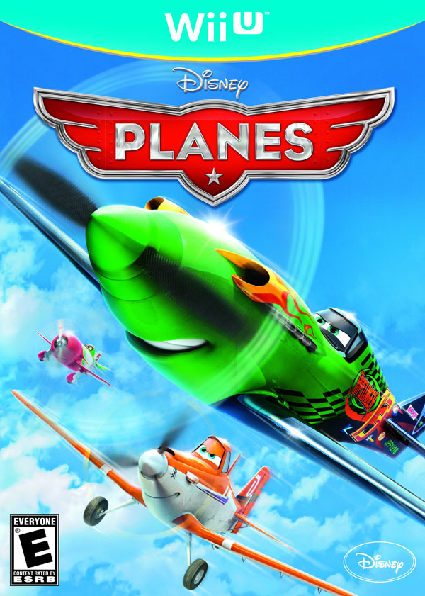 Box art - Disney Planes: The Video Game