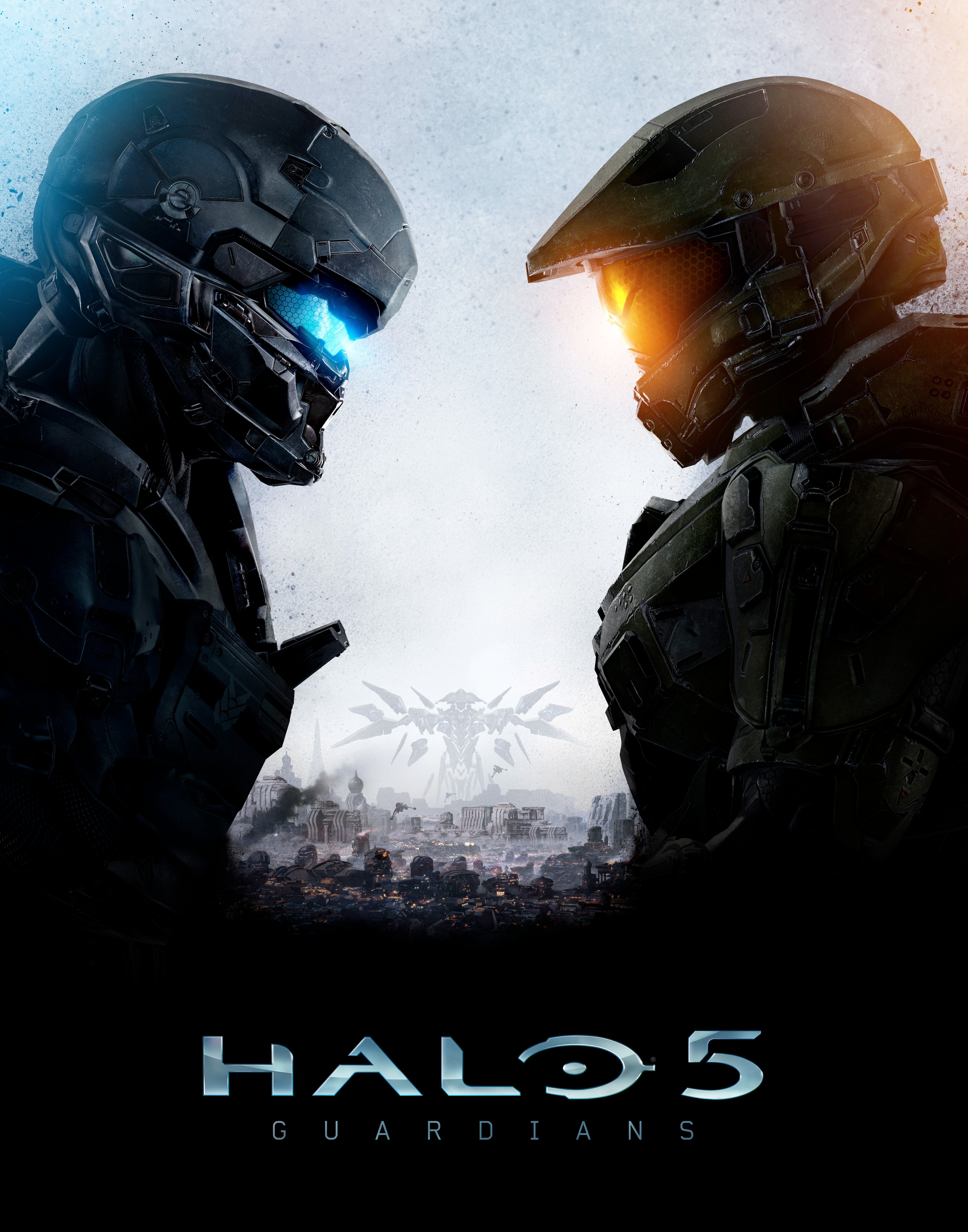 Box art - Halo 5: Guardians