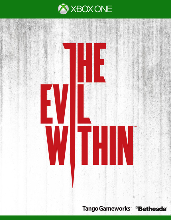 Box art - The Evil Within