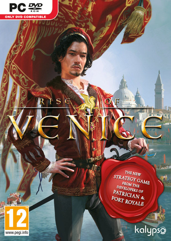 Box art - Rise of Venice