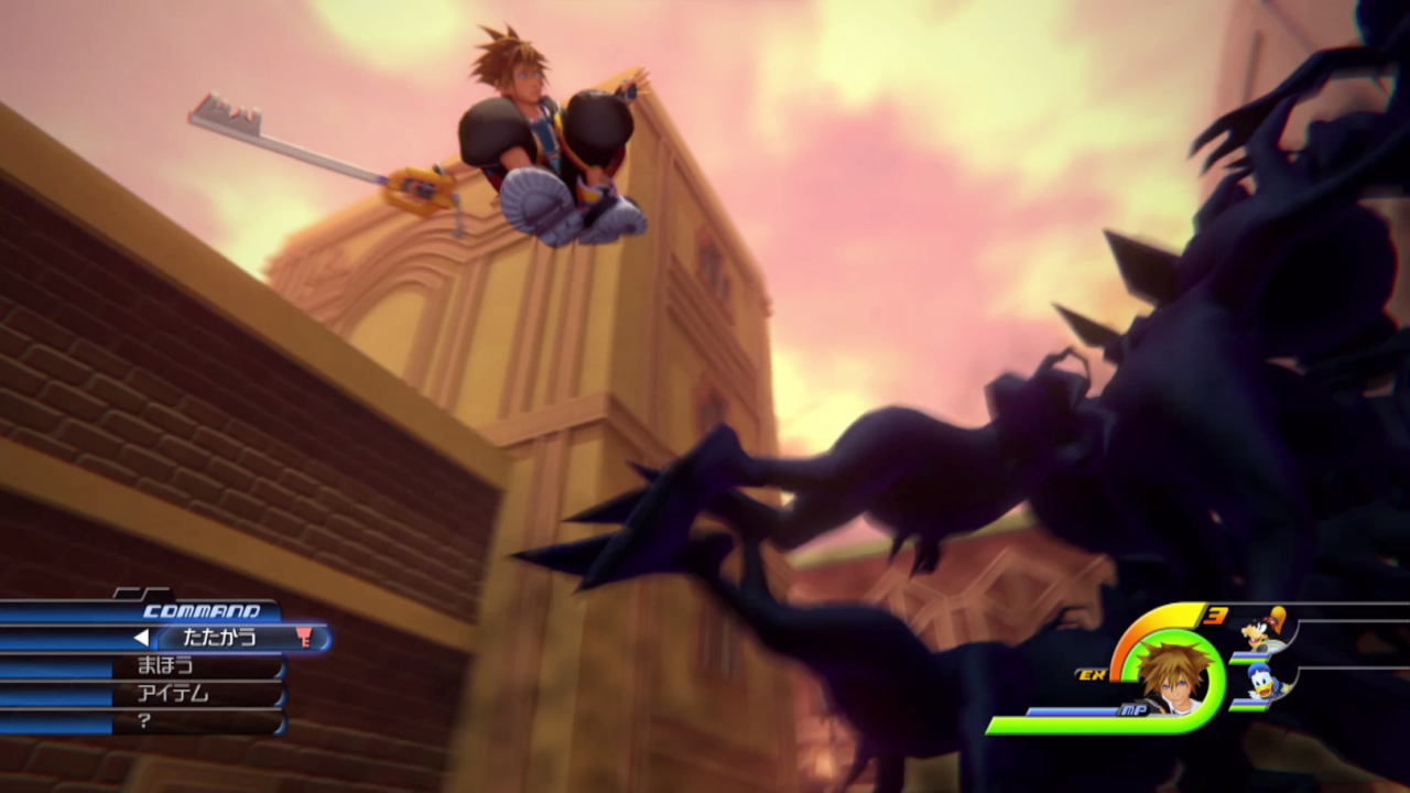 Kingdom Hearts Iii Will Mature With Its Player Base 2 5 Hd Remix