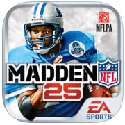 Box art - Madden NFL 25 (iOS)