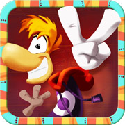 Box art - Rayman Fiesta Run