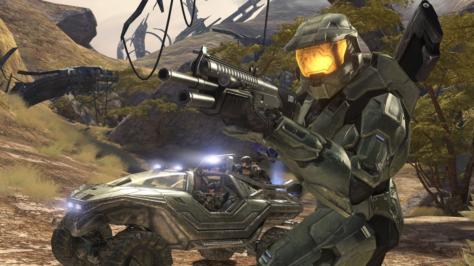 Halo Master Chief Collection Update
