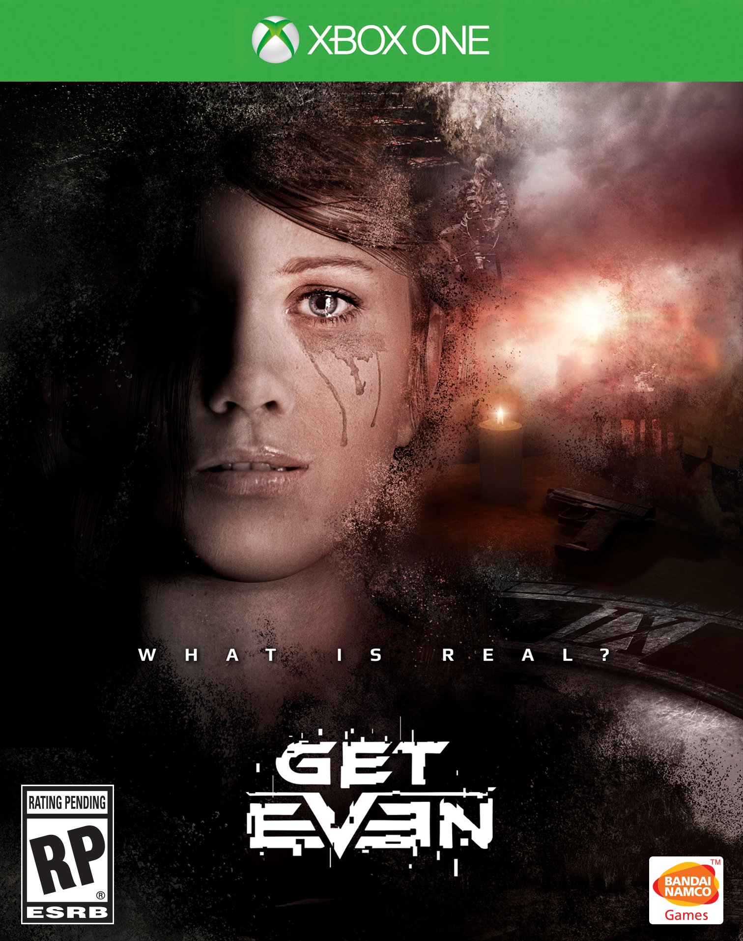 Box art - Get Even