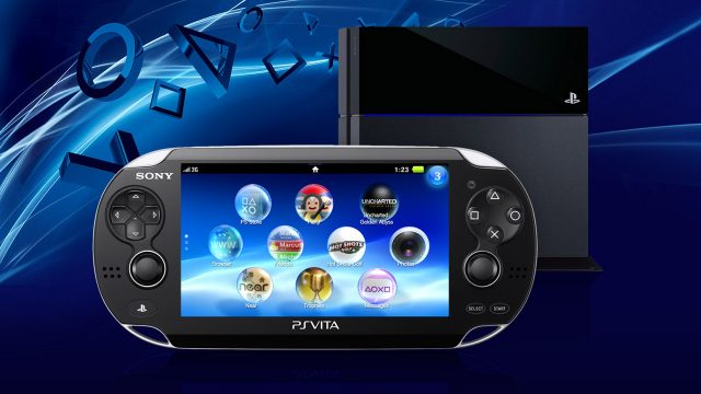 Sony PlayStation Vita PS4