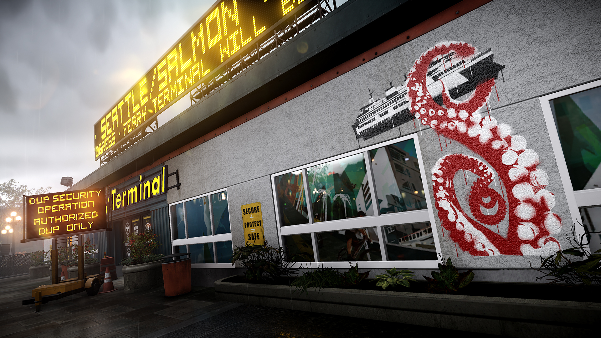 Update: Even More Tips] Tips for Infamous: Second Son ... on infamous second son map, infamous blast shards, infamous dead drops,
