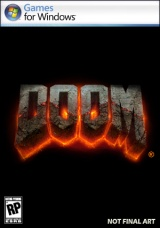 Box art - Doom 4