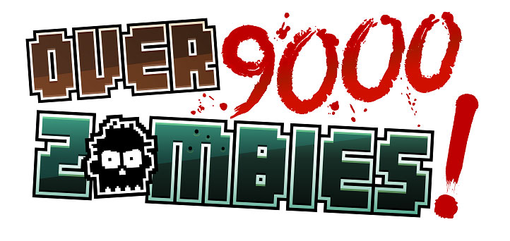 Box art - Over 9000 Zombies!