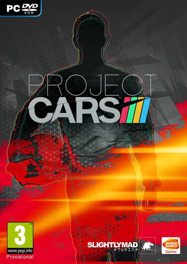 Box art - Project CARS