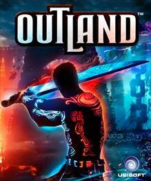 Box art - Outland