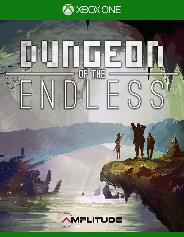 Box art - Dungeon of the Endless