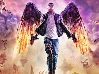 Box art - Saints Row: Gat out of Hell
