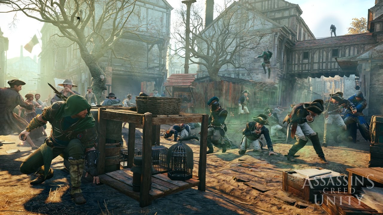 Interview Assassin S Creed Unity Expands On The Franchise S
