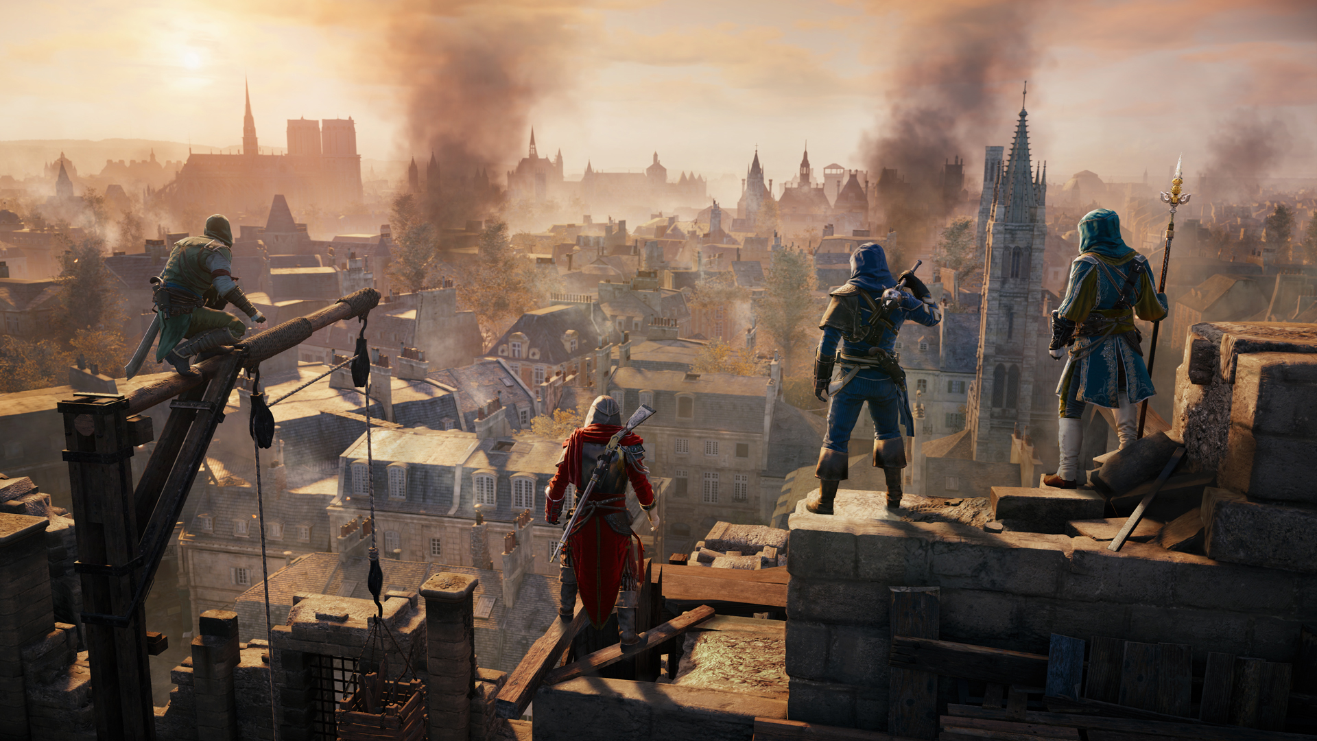 Assassin S Creed Unity Review Gamerevolution