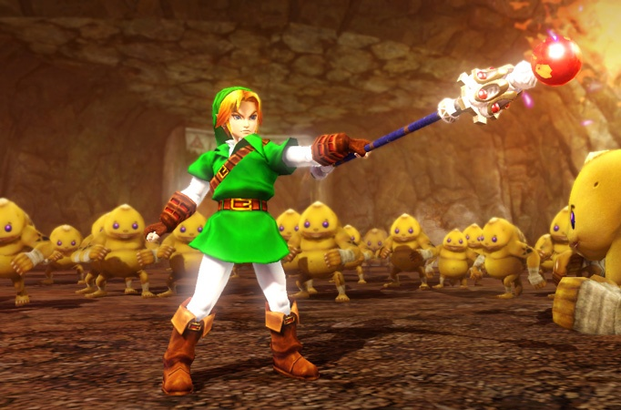 Hyrule Warriors Dlc Costumes Now Available On Wii U Eshop Gamerevolution