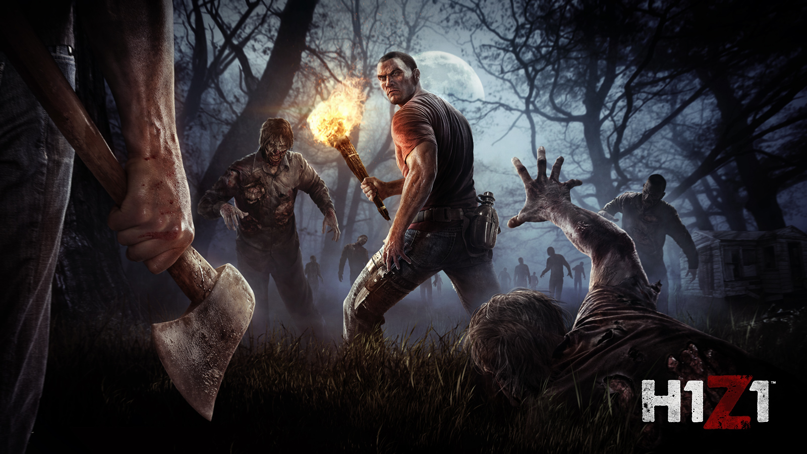 H1Z1 Experiences Server Issues, Has Paid Airdrops