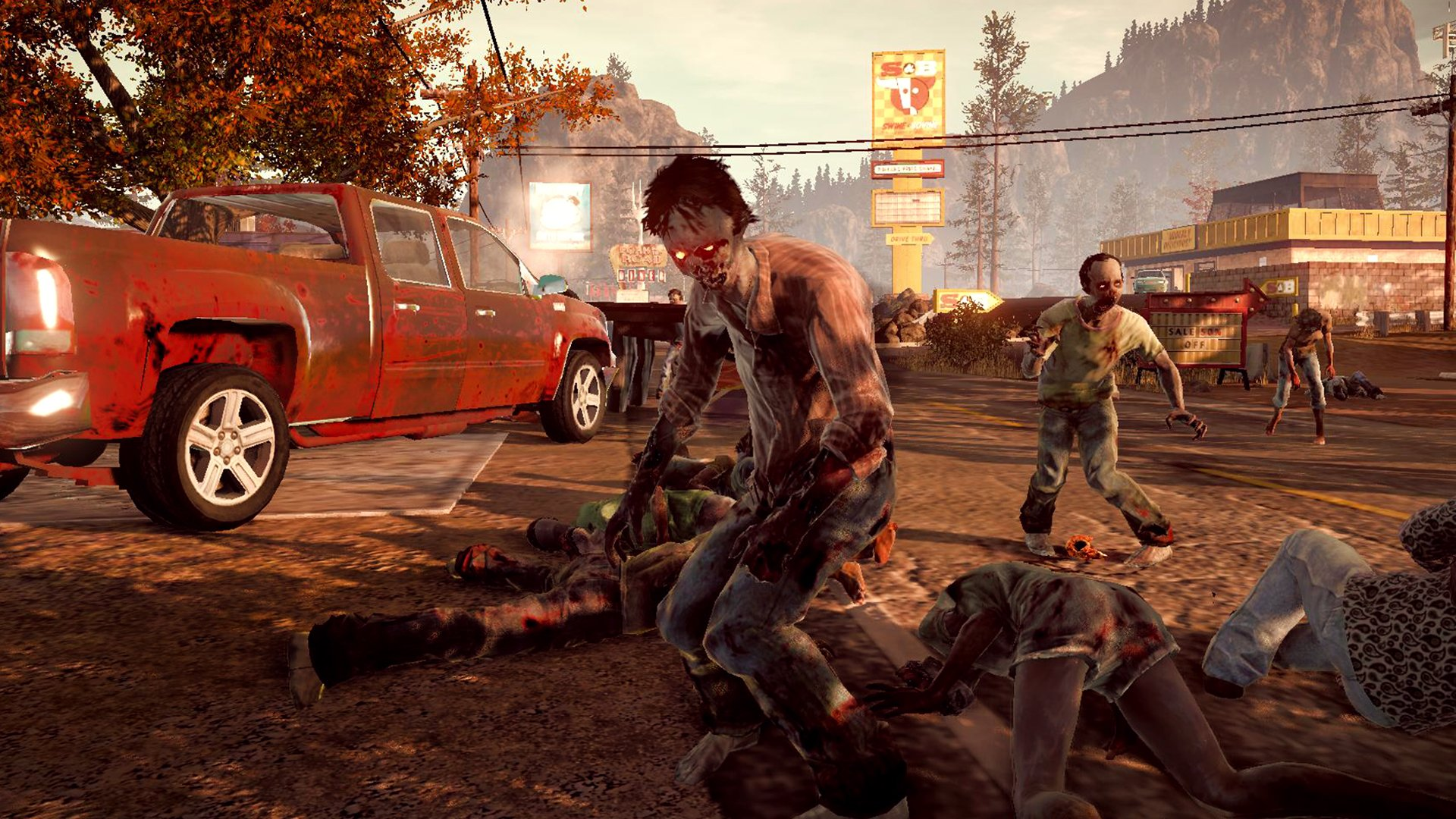 State of Decay 2 Vehicle Upgrades
