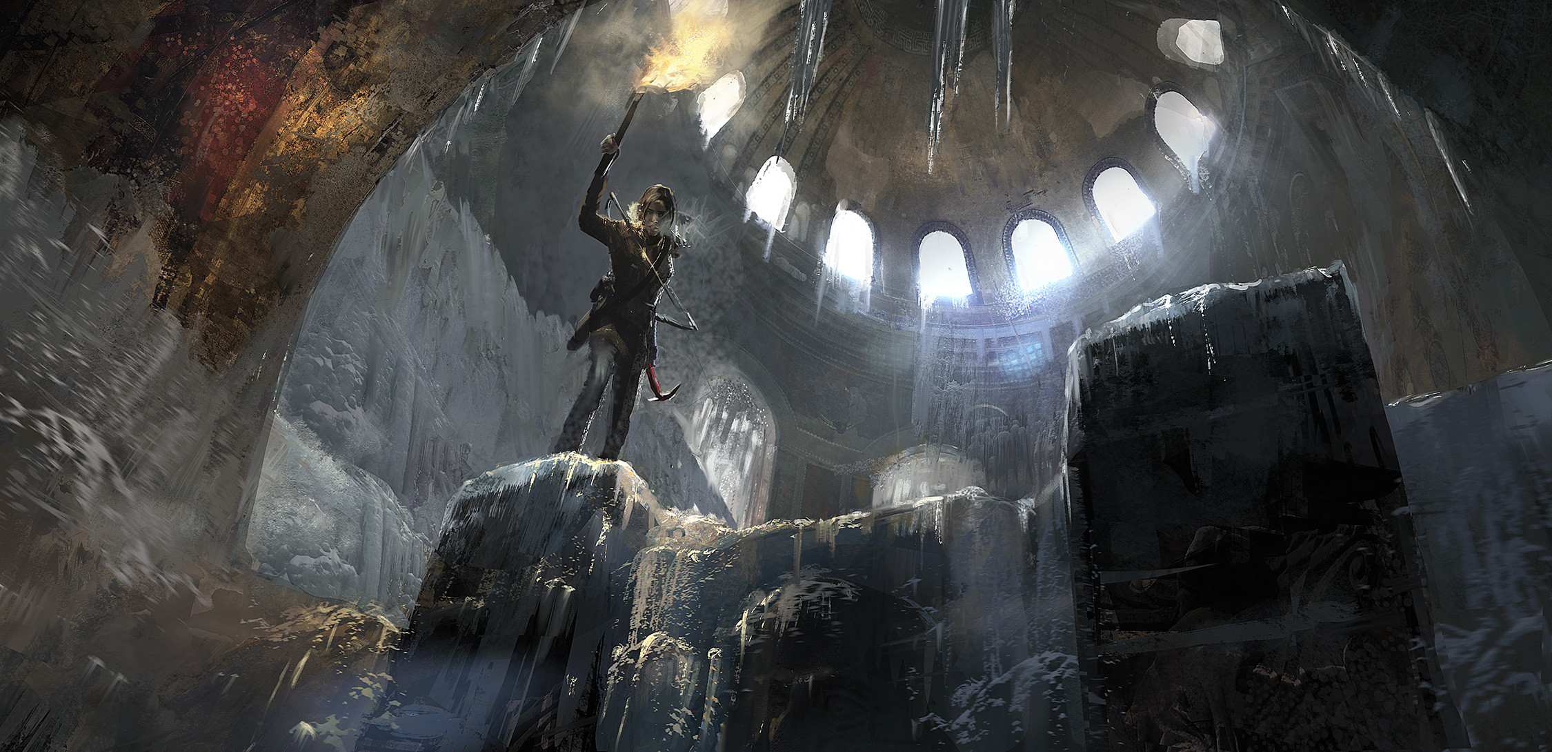 Rise Of The Tomb Raider Story Gameplay Details Revealed