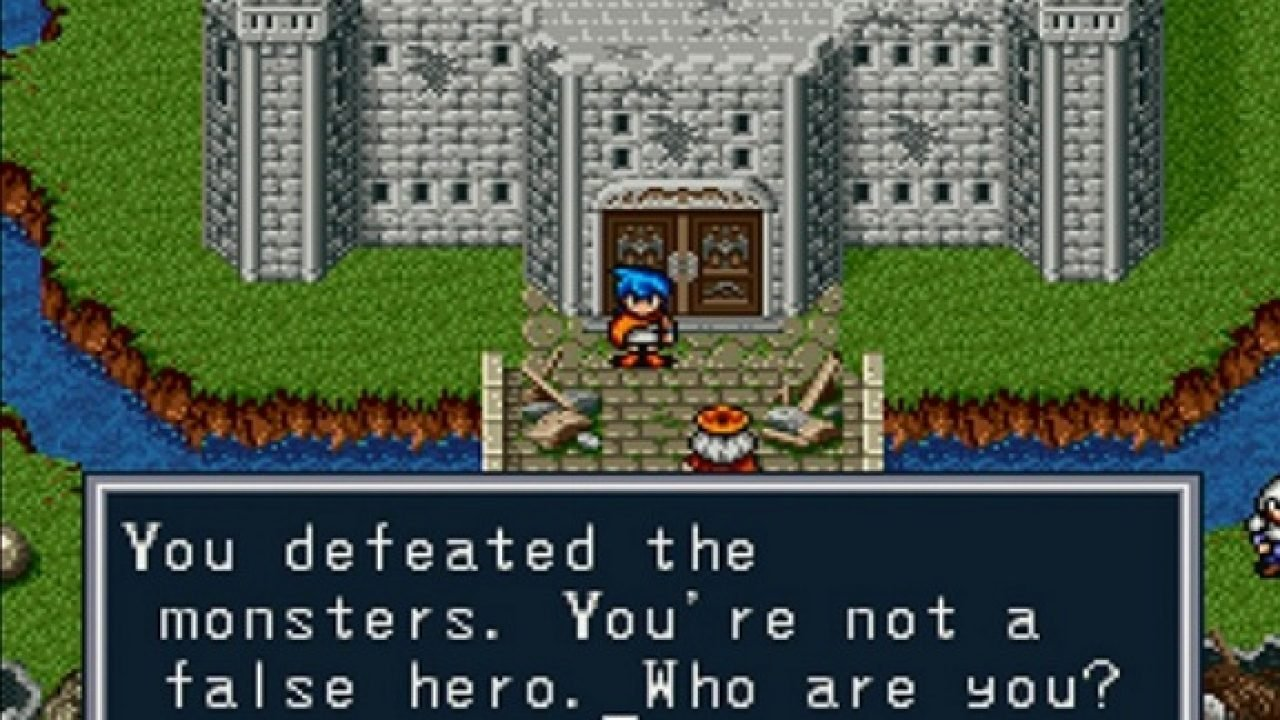 Breath of Fire on Virtual Console - GameRevolution