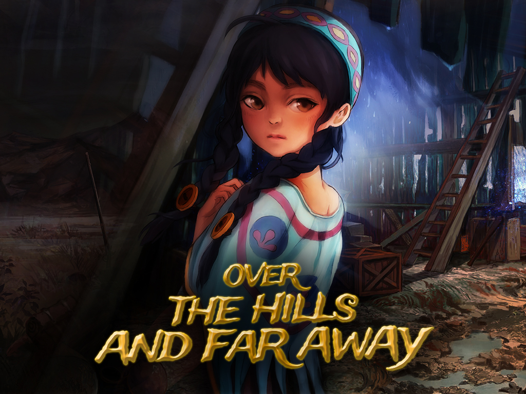 Box art - Over The Hills And Far Away