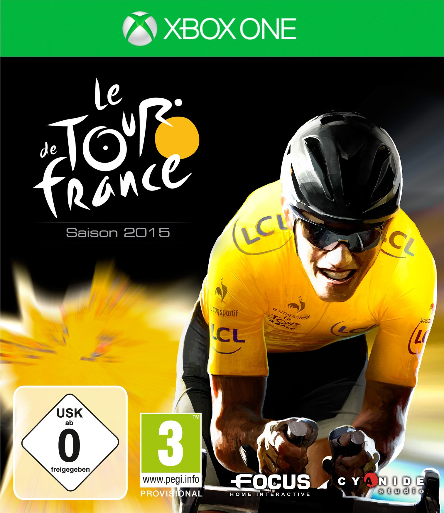 Box art - Pro Cycling Manager - Tour de France 2015