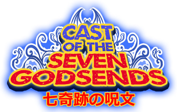 Box art - Cast of the Seven Godsends