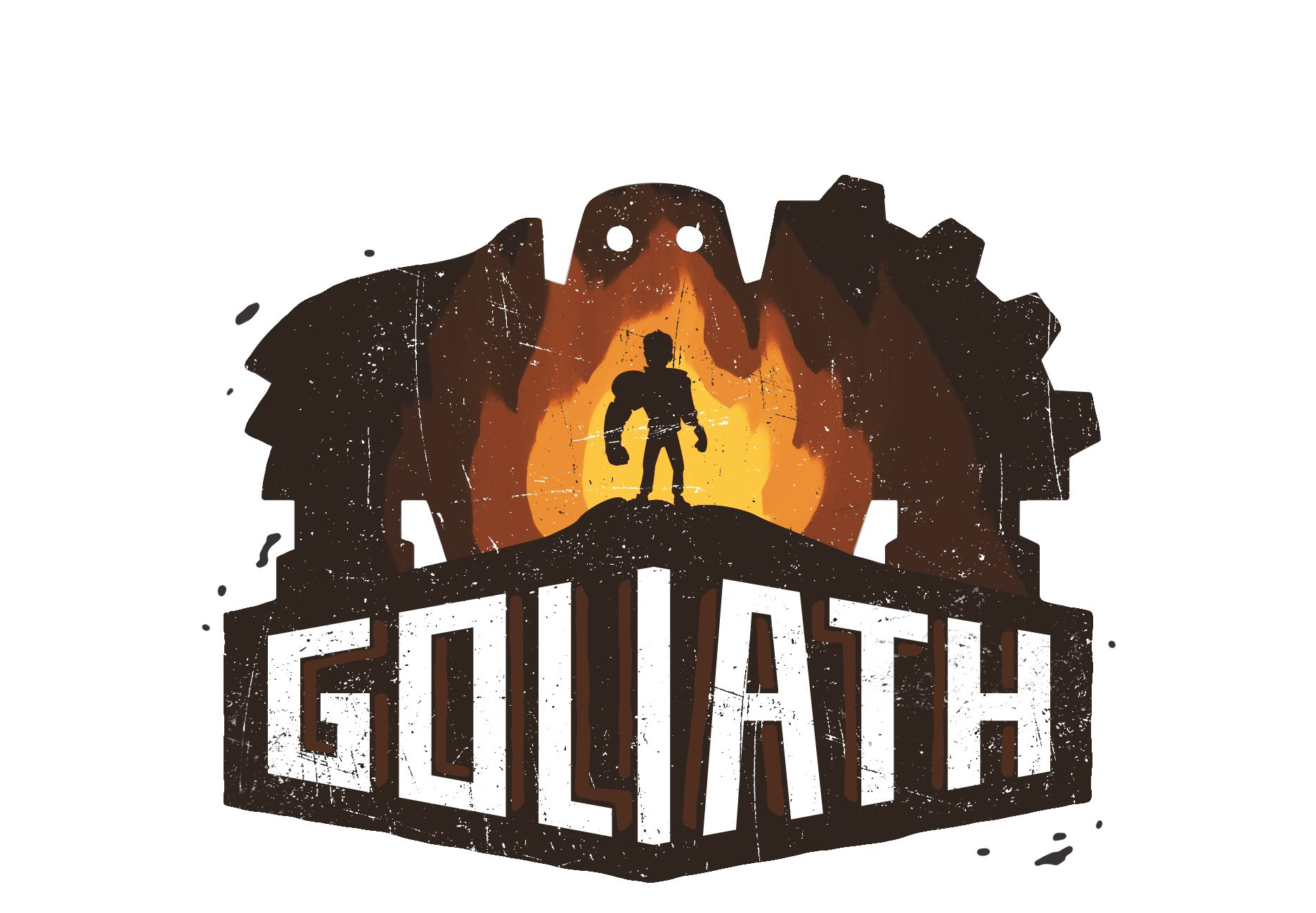 Box art - Goliath
