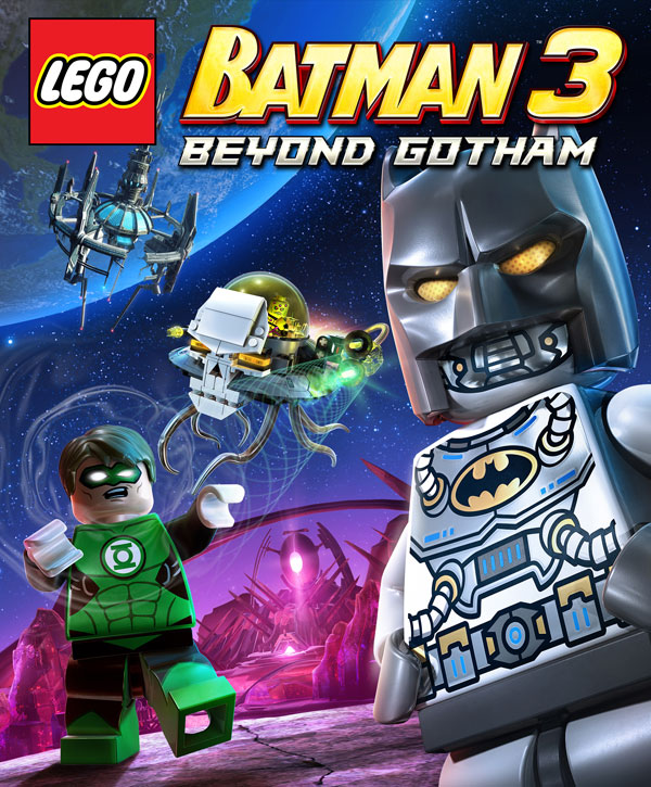 Box art - LEGO Batman 3: Beyond Gotham