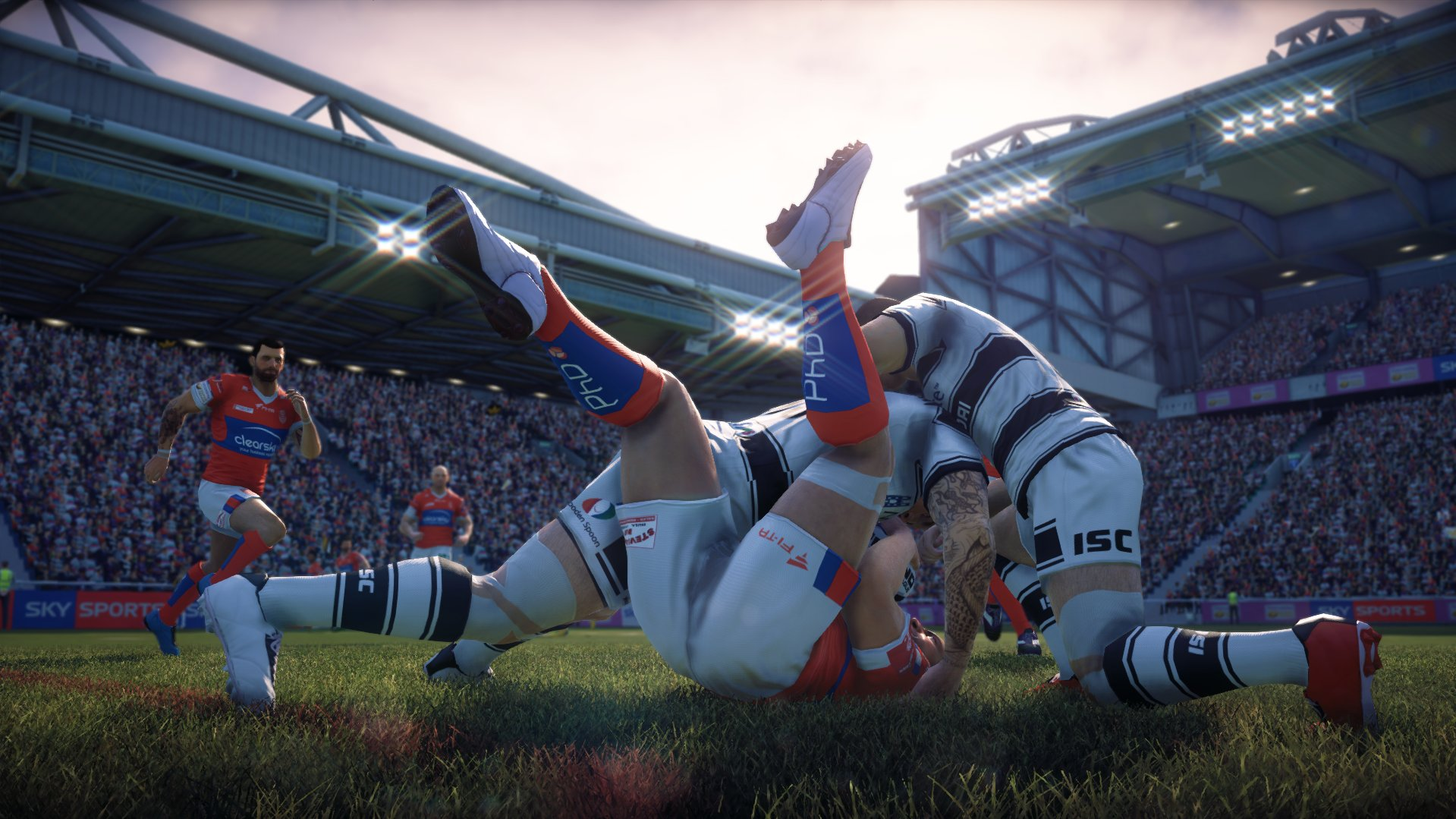 Rugby League Live 3 Archives GameRevolution