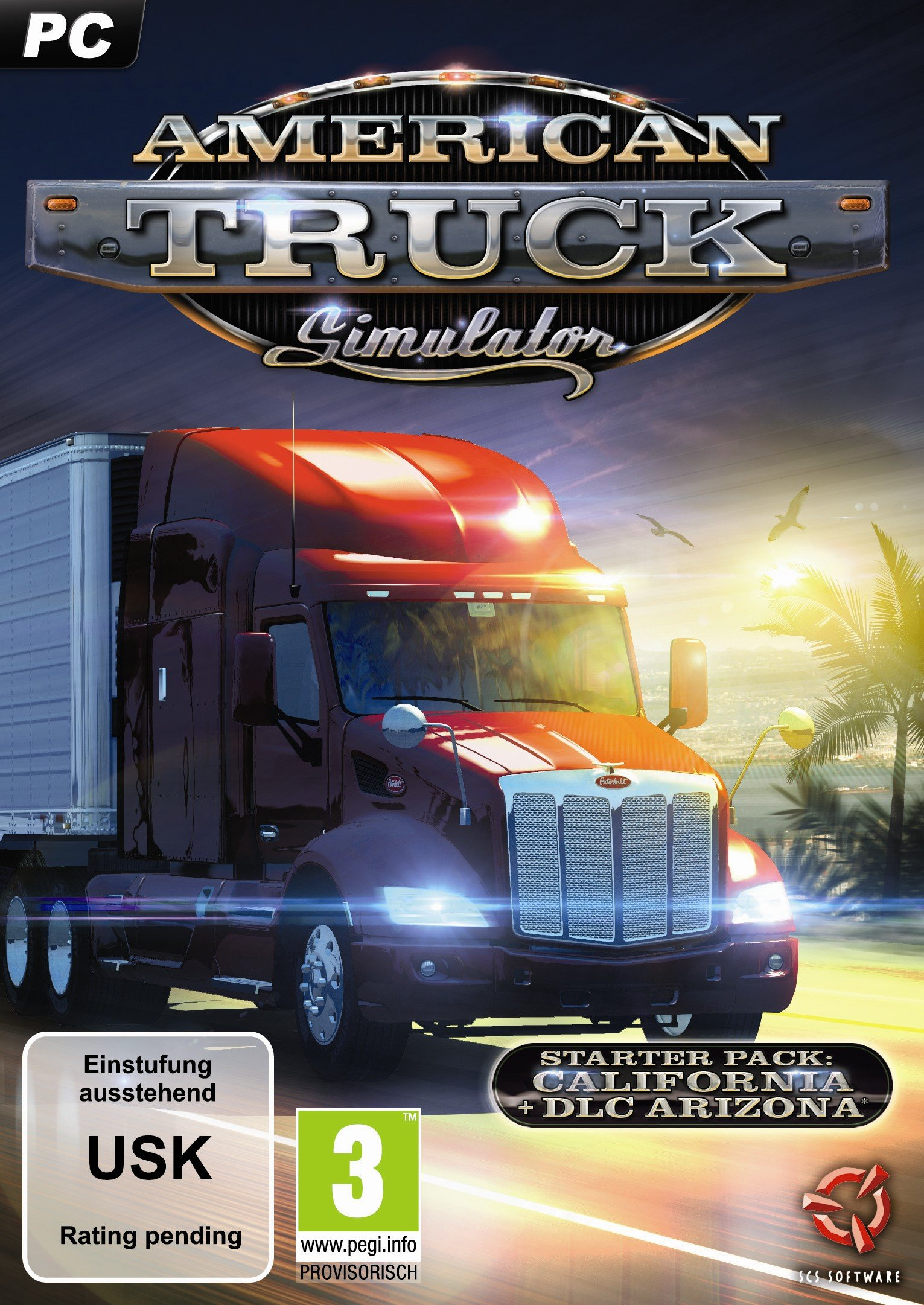 Box art - American Truck Simulator