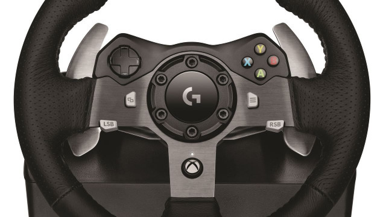 Logitech G920 Driving Force Review - The Perfect Forza 6