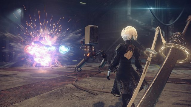 Nier Automata Steam Autumn Sale