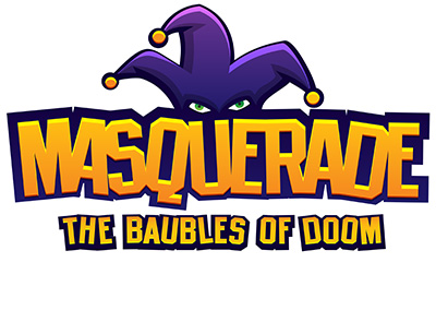 Box art - Masquerade: The Baubles of Doom