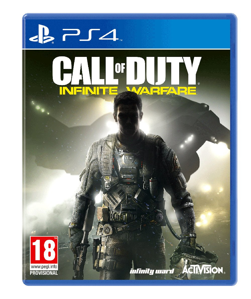Box art - Call of Duty: Infinite Warfare