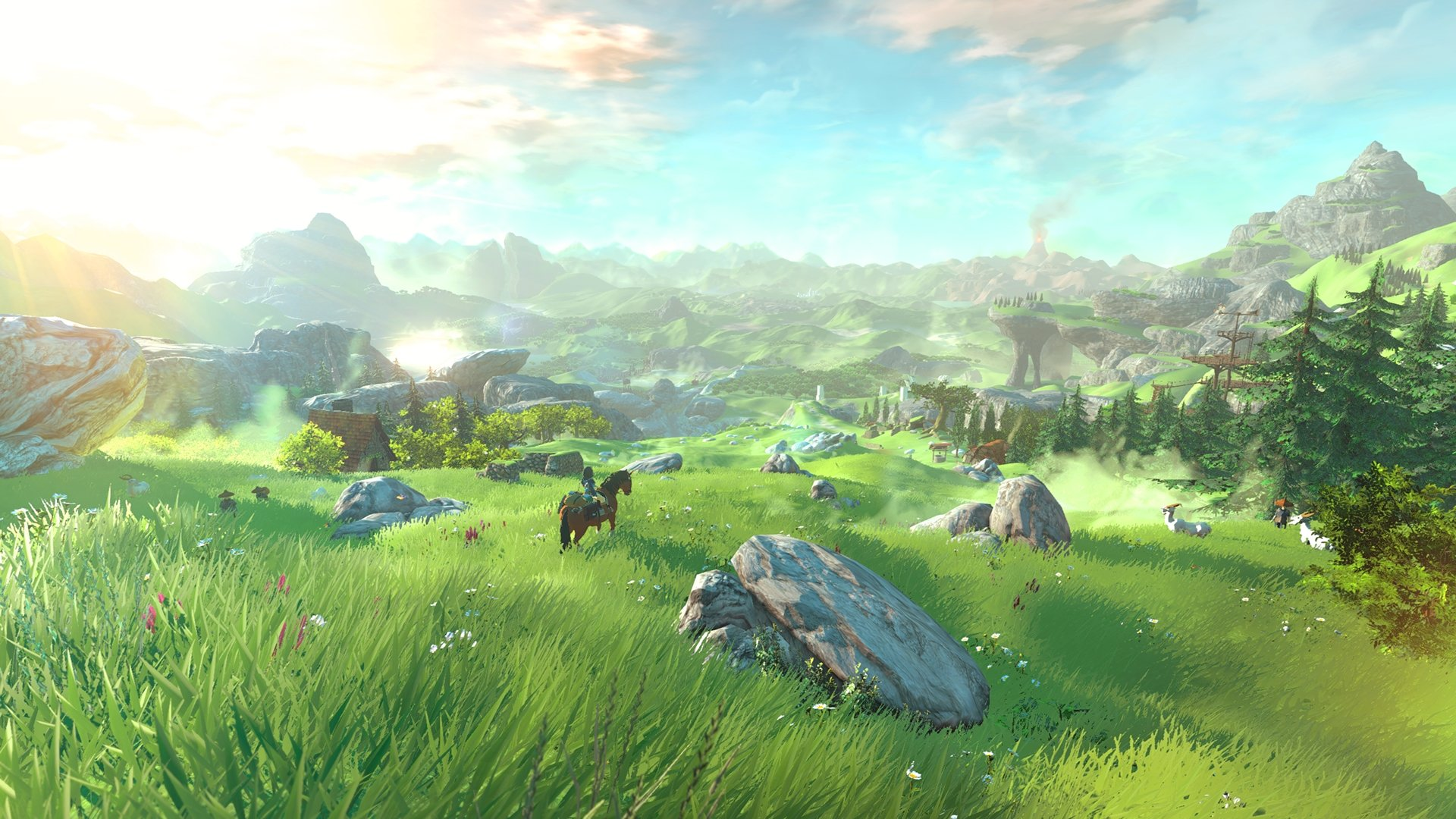 Breath of the Wild Game of the Year 2017