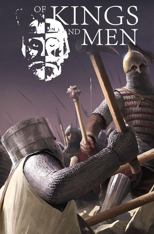 Box art - Of Kings And Men