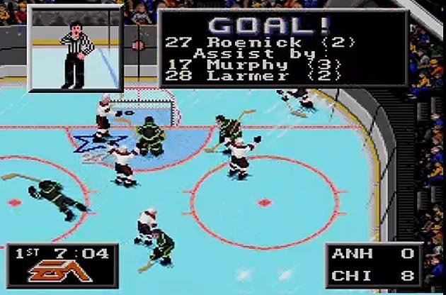 Ice Fights Mutants And Nostalgia The 5 Best Hockey Games