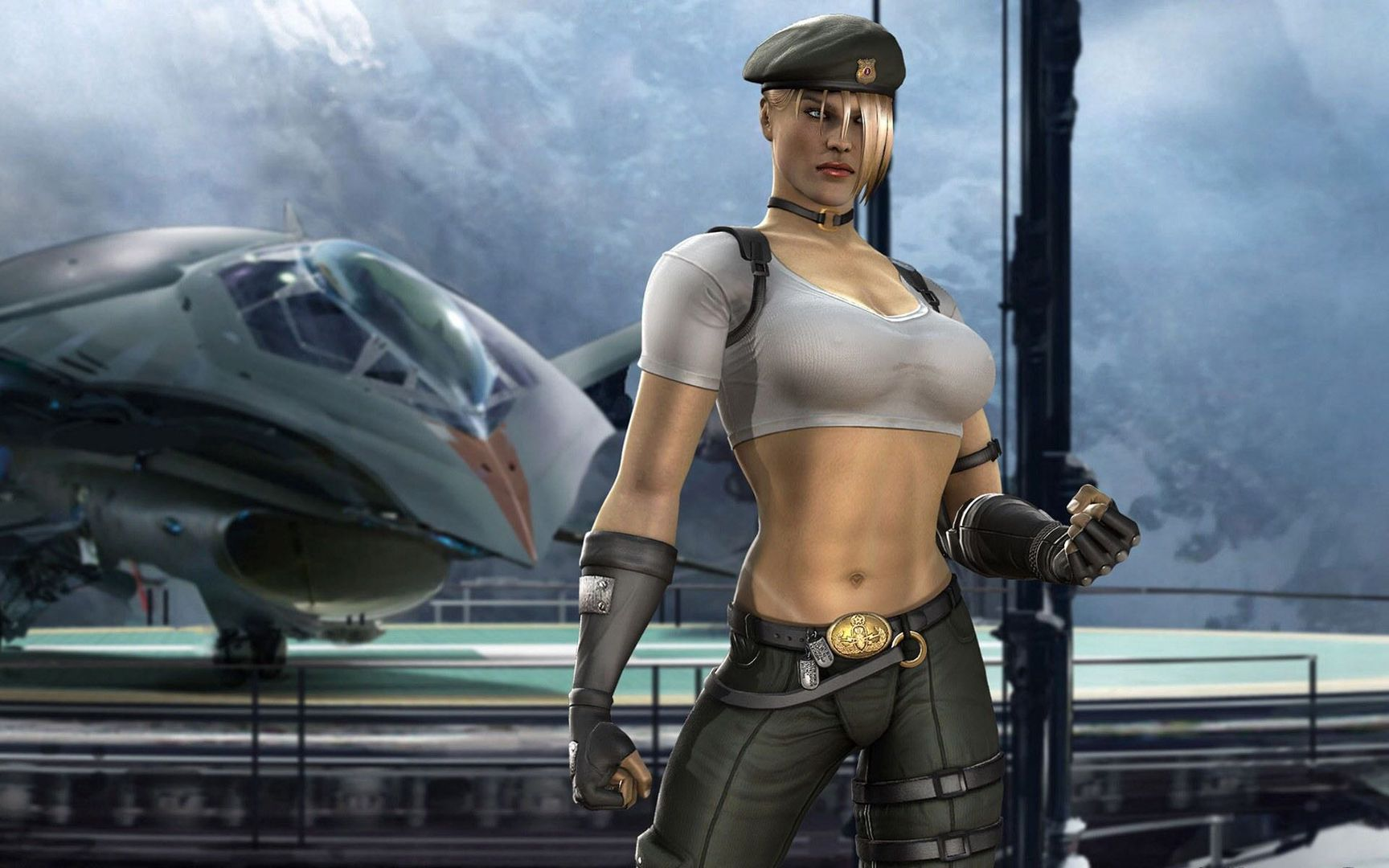 10 Best Female Video Game Characters Gamerevolution